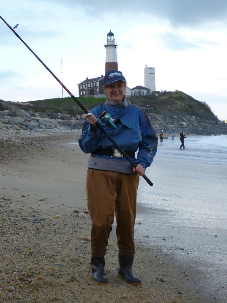 Guide services for Montauk ny fishing